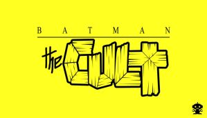1988 Batman the Cult Comic Title Logo by HappyBirthdayRoboto
