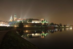 Cracow by papagall