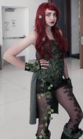 Poison Ivy Cosplay 1 by riverdash