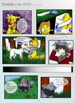 Trouble in the midst Pg8 Ch1 by Skyrocker4cats