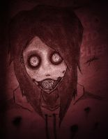 Jeff the Killer by Bikubiku-chan