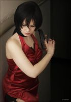 Ada Wong (RE4) by chizuphrean