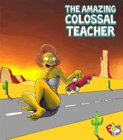 Colossal Teacher by Gulliver63