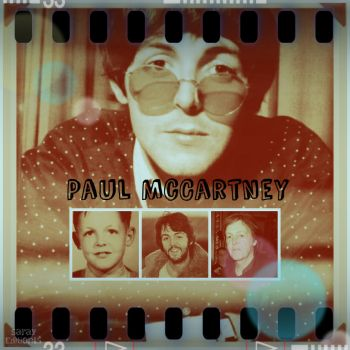 Paulie Collage by Saray-Editions