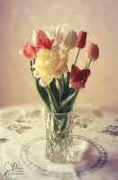Bouquet of Flowers by PassionAndTheCamera