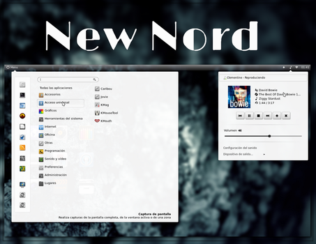 New Nord for Cinnamon by Elchacmool