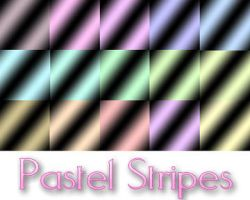Pastel Stripes by snathaid-mhor
