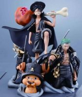 one piece real McCoy statue by rtown66