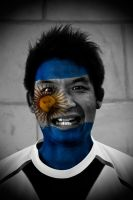 world cup face 2 by Ronaldwei