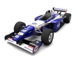 Rothmans Williams F1 by kurtdhis