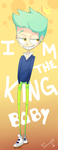 Nathan the King by permarie