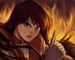 Fire Soul by Saehral
