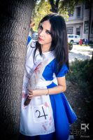 Alice Madness Returns : Alice Lidell by Nani-Dechuka