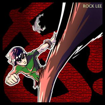 Rock Lee XD by andy5281
