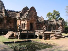 Khmer Palace by Ghost-Dreamer