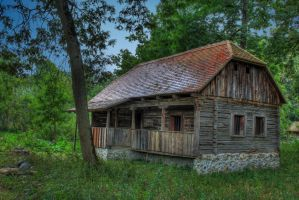 Old House, six by mariustipa