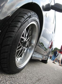 Close up Wheel Low Angle by jPhive