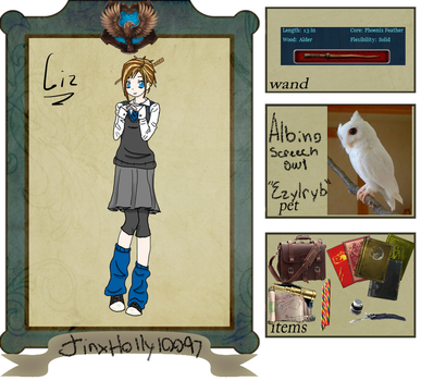 Pottermore JinxHolly10097 by lizzy2875