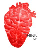 Think Love by aMorle