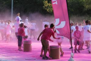 Color Run GR by lonermade