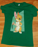 Yay bunny shirt 8D by VengefulSpirits