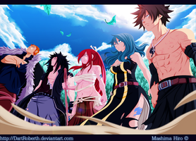 Fairy Tail Team by DartRoberth