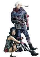 G-Dragon PNG Render by KwonLee