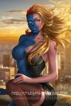 Mystique X-men by ChubyMi