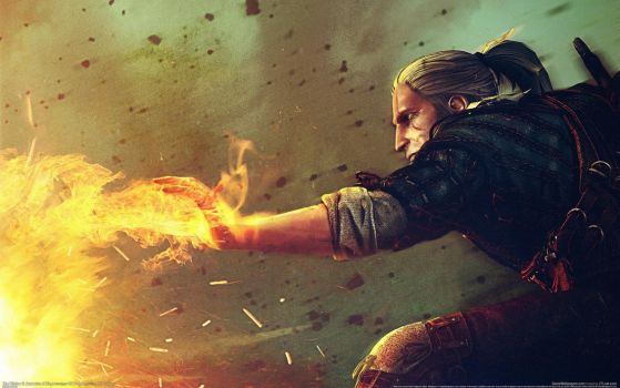 Witcher 2 HD by EngYpT