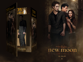 New moon Toy Edward by Juantelos