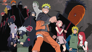 Naruto Shippuuden The Movie: Road To Ninja by alxnarutoall