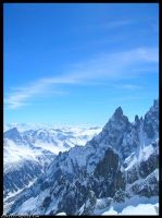 Mountains - Courmayeur by Bittersweet12