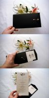 Day wedding invitation. by xchingx