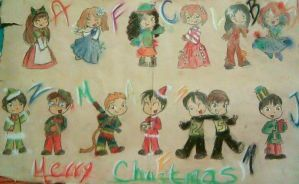 christmas 2 by punkies13