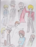Les Miserables by Lavi245