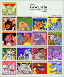 Pokemon Type Meme by agataylor