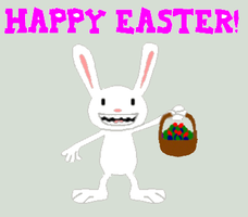 Happy Easter From Max by JenniBee