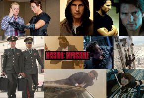 Mission: Impossible by RamonaS007