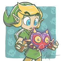 Terrible Fate by colourmefred