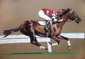 Phar Lap: The Legend by Sasquatch69