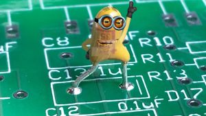 Sexyminioncapacitor by MobotArt