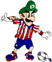 Chivas Luigi by Patches-Kun