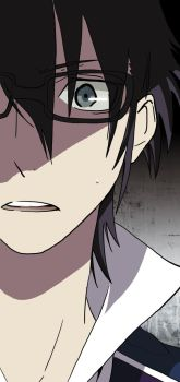 Fushimi - K Memory of Red - by amerikam