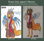 Draw This Again 2015 by Kiracuils