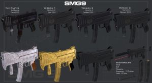 SMG9 Version Guide by Lt-Commander