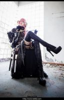 Hagane Luka Cosplay 01 by eefai