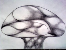 dynamic Mushroom by Give1000Smiles