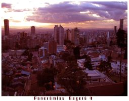 Panoramica Bogota 4 by tomegatherion