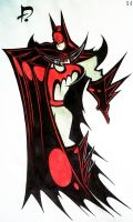 Batman - Gothica Costume by SpaceCowboy-D