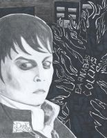 Johnny Depp - Barnabas Collins entry by Nico-Robin09